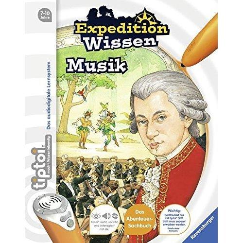tiptoi Expedition Wissen: Musik