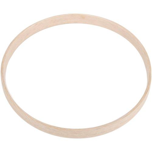 """Round Basketry Hoop-8""""X.75"""""""
