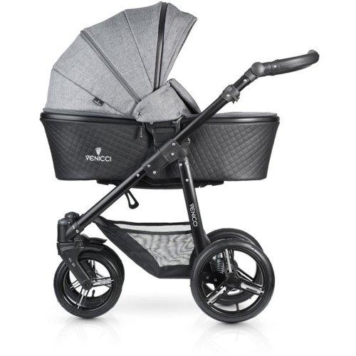 Venicci Shadow 2-in-1 - Denim Grey Travel System