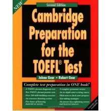 Cambridge Preparation for the Toefl Test Student's Book