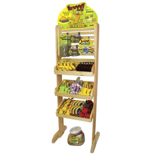 Yeowww Display Rack Incl. Stock 19x12x68''