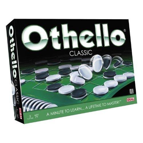 John Adams Othello Classic game