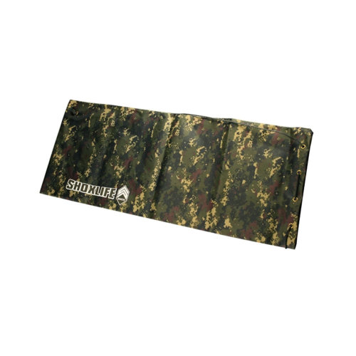 Camouflage Waterproof Easy Skateboard Backpack & Necessary Carry Bag