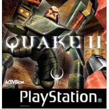 Sony Playstation - Quake II (PS)