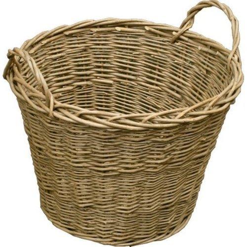 Wild Willow Log Basket