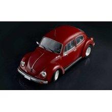 VW BEETLE COUPE - CLASSIC CARS 1:24 MODEL - ITALERI 3708