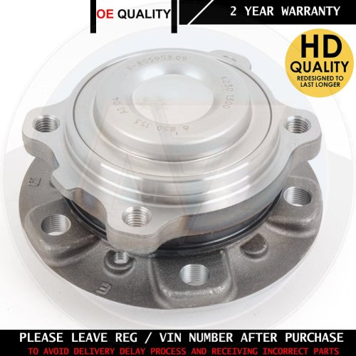 FOR BMW 5 SERIES F07 F10 F18 F11 2010- FRONT AXLE WHEEL BEARING HUB KIT COMPLETE