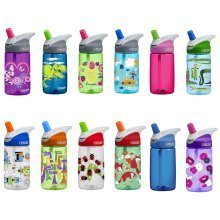 Camelbak Eddy Kids 400ml/12oz spill proof drinking bottle