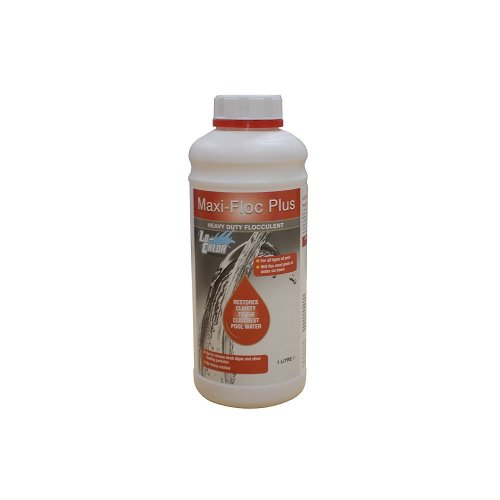 Lo-Chlor Maxi Floc Plus - Heavy Duty Swimming Pool Flocculant Remover