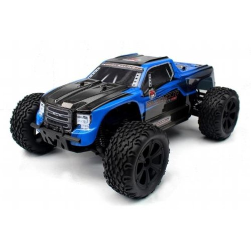 Blackout XTE PRO Brushless Electric Monster Truck - Blue