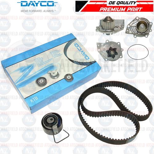 FOR ROVER STREETWISE 1.4 1.6 1.8 TIMING CAM BELT TENSIONER WATER PUMP KIT SET