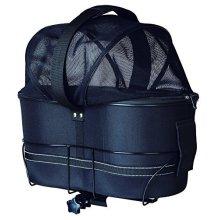 Trixie Bicycle Bag, 48 × 29 × 42cm, Black - Bag 42cm Bike Pannier -  trixie bicycle bag 48 29 42cm black bike pannier