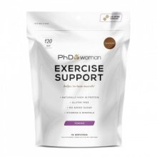 PhD - Woman - Exercise Support - Chocolate Cookie - 480g