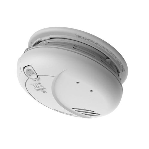 First Alert 7010 Optical Smoke Detector, 230volt Powered With Battery Backup
