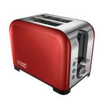 Russell Hobbs Canterbury 2-Slice Toaster - Red (Model 22391)