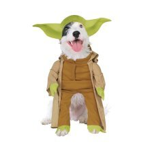 Dogs Star Wars Yoda Costume
