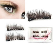 Brown Magnetic Eye Lashes