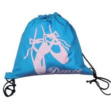 Kids Dance Bags Travel Backpack School Bags Girls Backpacks Dancing Bag Blue
