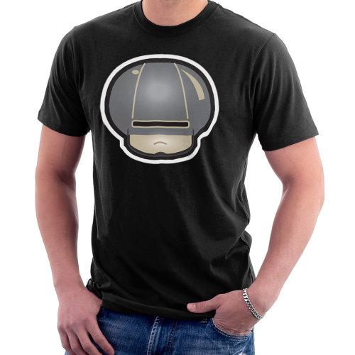 9be75b0d9 Super Mario Mushroom RoboCop Men's T-Shirt on OnBuy