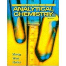 Fundamentals of Analytical Chemistry (Saunders Golden Sunburst Series)
