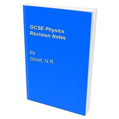 gcse physics revision notes