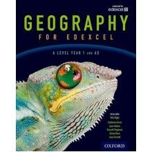 Geography for Edexcel a Level Year 1 and As Student Book: a Level, Year 1 and As Level