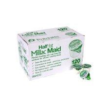 Millac Maid Semi Skimmed Milk Jiggers 120's
