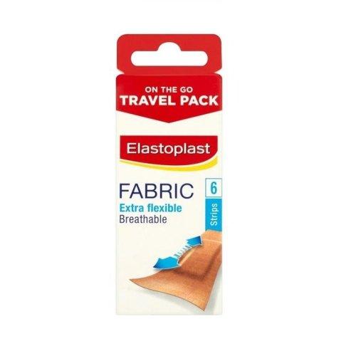 Elastoplast Travel Pack Fabric 6 Strips