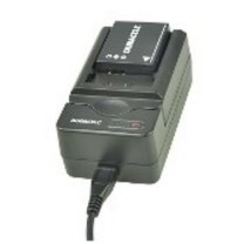 Duracell DRC5812 Indoor battery charger Black battery charger