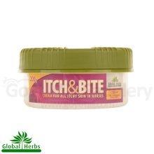 Global Herbs Itch & Bite Cream: 200G