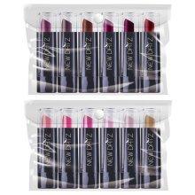 6pcs Lipstick Lip Gloss Matte Long Lasting Waterproof Cosmetic Makeup Beauty Set