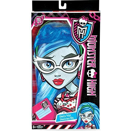 Monster High Ghoulia Yelps Ghoulicious Wig