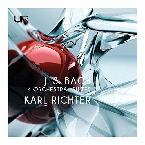 BACH ORCHESTRAL SUITES - RICHTER KARL [CD]