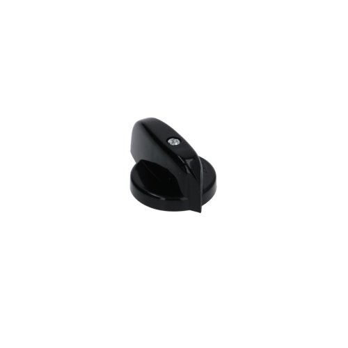 Brasilia/Cb/Faema/Gaggia Coffee Machine Knob Selector Switch Black ø 33 Mm