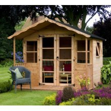 8x8 Premium T&g-Summerhouse