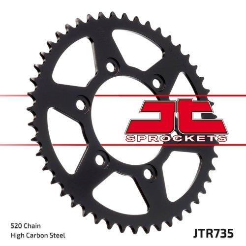45 tooth steel JT rear sprocket Ducati Monster Supersport 851 888 907