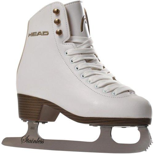 HEAD Donna Children's Ice Figure Skates White white Size:41 (EU)