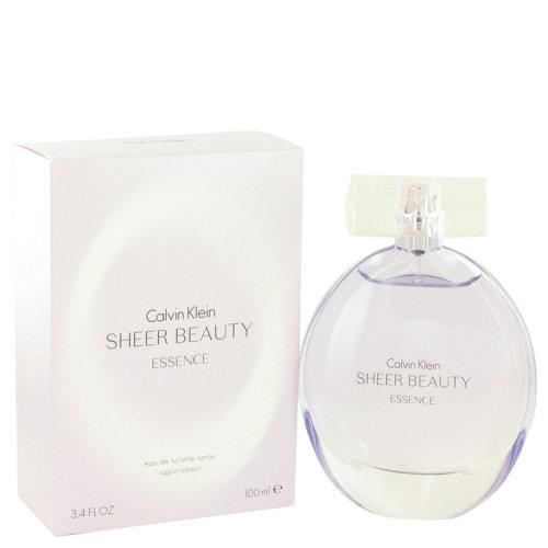 Calvin Klein Sheer Beauty Essence Eau De Toilette 100ml EDT Spray