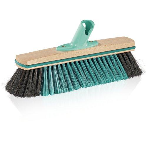 Leifheit 45002 Parquet Wooden Broom Head Xtra Clean Eco Plus, 30 cm