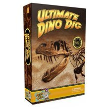 Ultimate Dinosaur Science Kit–Dig Up Dino Fossils and Assemble a T-Rex Skeleton!