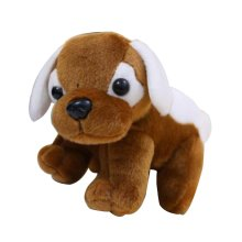 Plush Toys Dog Doll Simulation Toys Dogs Dolls Birthday Gift Dolls #4