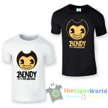 Bendy and The Ink Machine Kids Adult T-Shirt