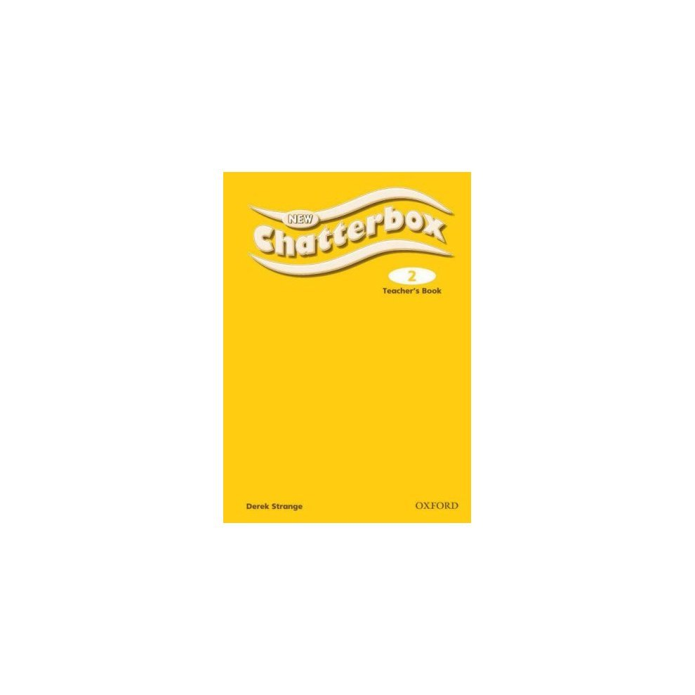 Chatterbox: Teachers Book Level 2