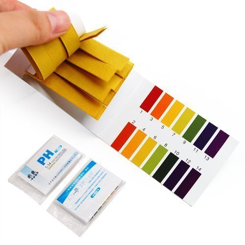 2 PACK : 80 pH 1-14 Universal Full Range Litmus Test Paper Strips Tester Indicator Urine