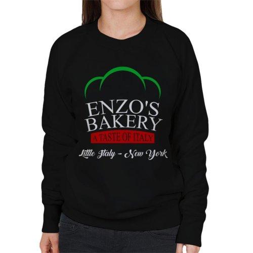Enzos Bakery Little Italy The Godfather Women's Sweatshirt