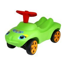 Polesie Wader Ride-on Car with Sound 69x29x39 cm Green 1450609