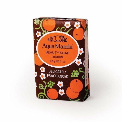 Aqua Manda London - 105g Beauty Soap.
