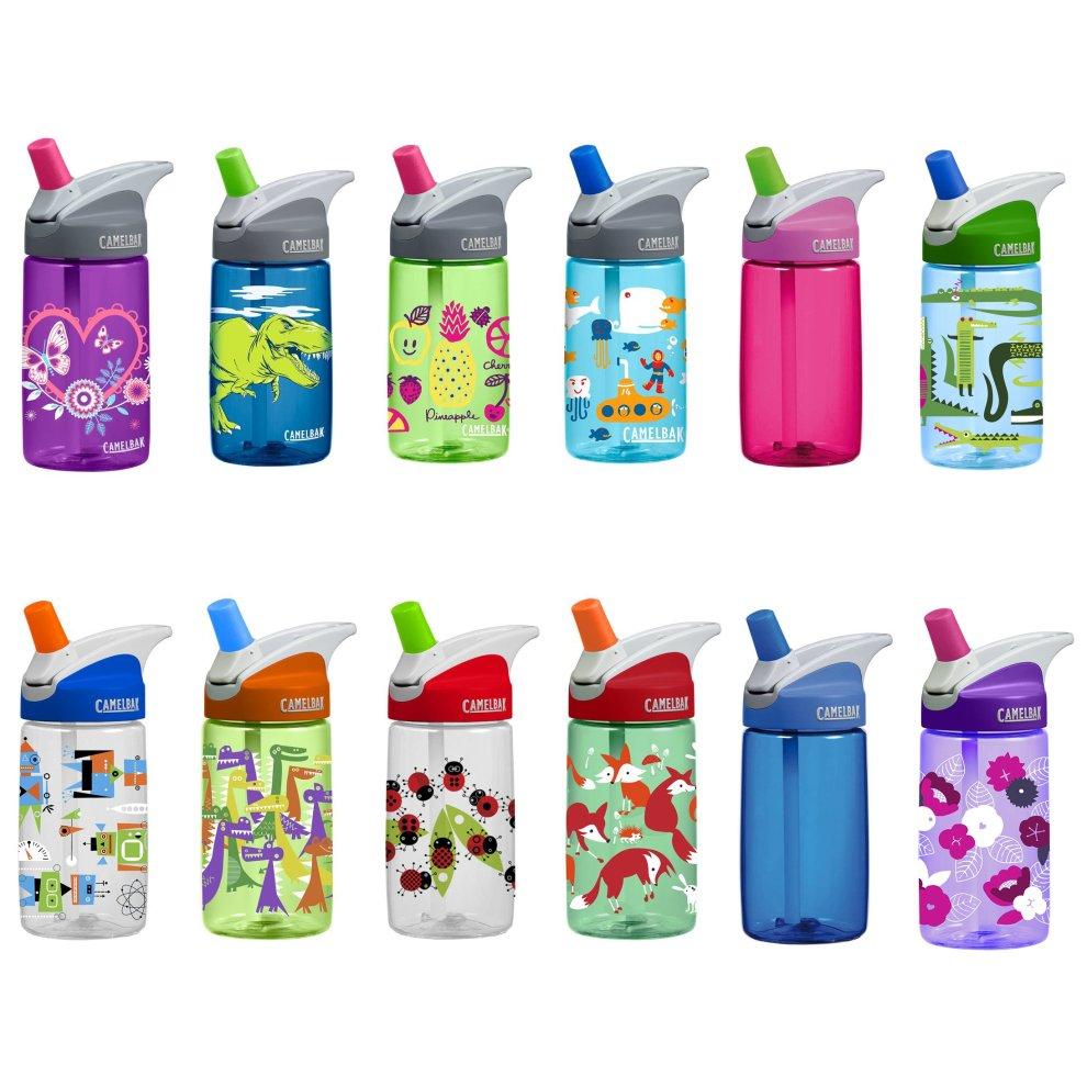 Camelbak Eddy Kids 400ml/12oz Spill Proof Drinking Bottle