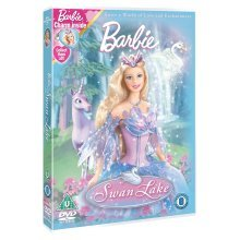 Barbie of Swan Lake [DVD] [2011] New Sealed UK Region 2 Includes a Barbie Charm