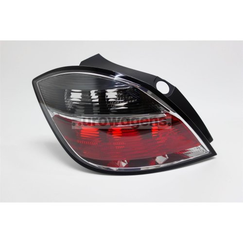 Rear light left smoked red Vauxhall Astra H Sport 07-10